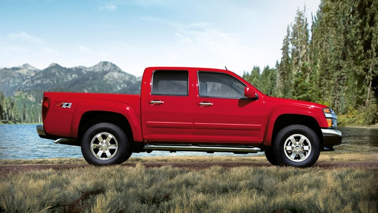 2012 Chevy Colorado -  The Truck You Need FOR THE ADVENTURE you choose...