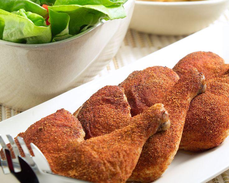 Sel à frotter pour le barbecue  Essayez de résister aux arômes de ce sel à frotter! Durant la cuisson, la cassonade caramélise le poulet afin de lui donner une peu croquante, et les épices grilles pour créer des saveurs irrésistibles.