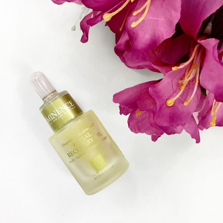 """Our Facial Recovery Oil Is A Yoga Journal """"Best Of 2016"""" Winner!"""