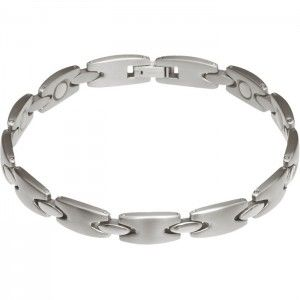 Titanium Link Bracelet for Men #titanium #bracelet #mens #cambridge #catherinejones #jewellery