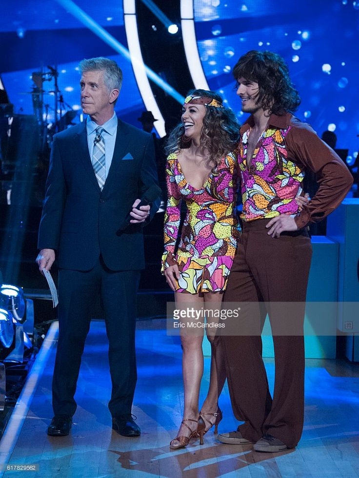 The eight remaining celebrities will dance to some of the most popular songs throughout the decades, as 'Eras Night' comes to 'Dancing with the Stars,' live, MONDAY, OCTOBER 24 (8:00-10:01 p.m. EDT), on the ABC Television Network. Tom Bergeron, Jana Kramer, Gleb Savchenko