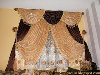 Les Caches rideaux Marocain Nouvelle Décoration 2013