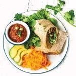 The Best Burritos Recipe | Clean Customizable Burritos - Clean Eating