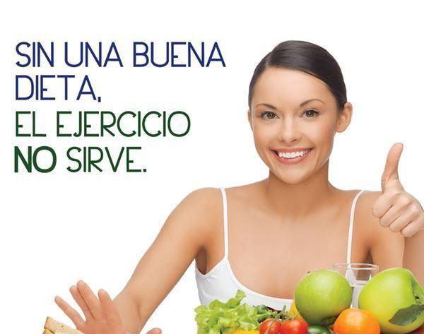 """Todo Nobletierra: Boletín NTH # 155 """"Sin una buena dieta, el ejercicio no sirve."""""""