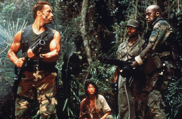 predator movie | Predator' timeless classic action that belies its Schwarzenegger ...