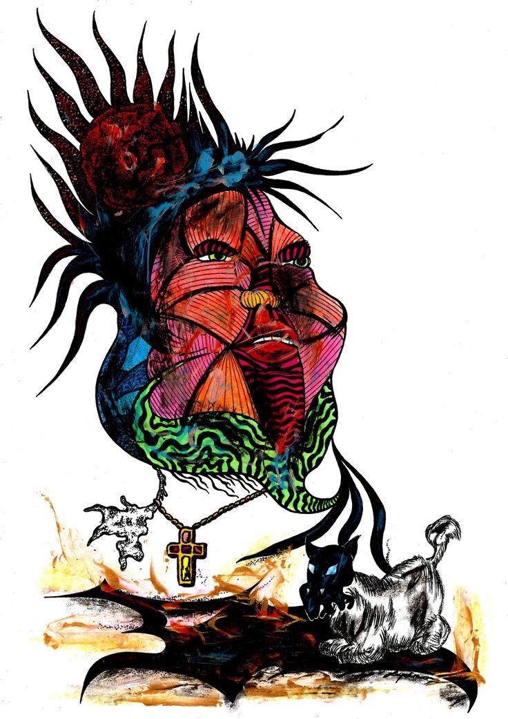 Marian Lupu LUPINO -The beas-graphics