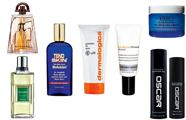 Our top men's grooming products.