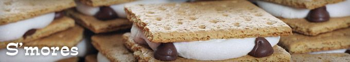 Grilled Peach Cobbler S'more – 3rd Place Winner! | Campfire Marshmallows