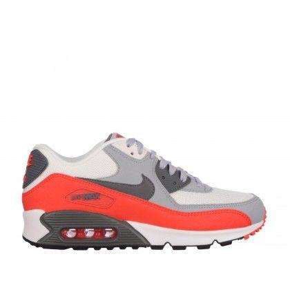 Pantofi sport NIKE alb gri, Air Max 90 Essential