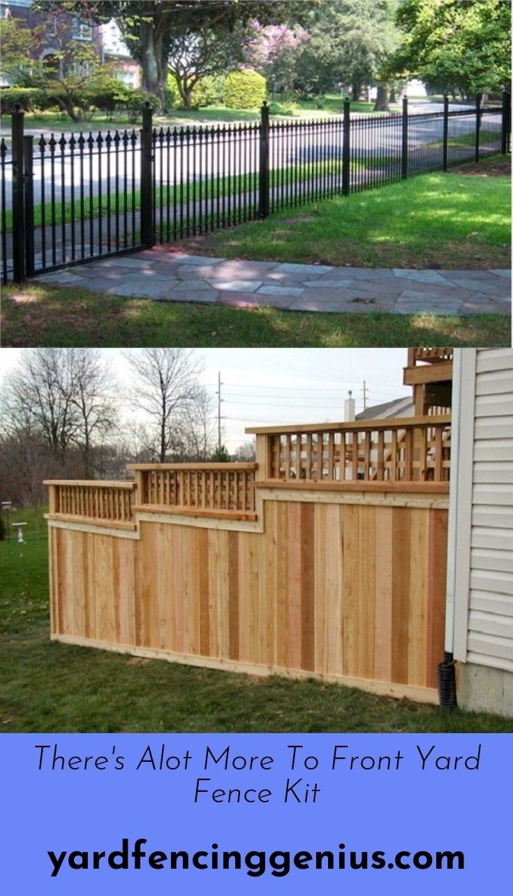 Find Out About Backyard Fence Options Backyard Fences Fence