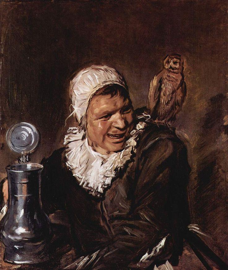 Frans Hals - Malle Babbe
