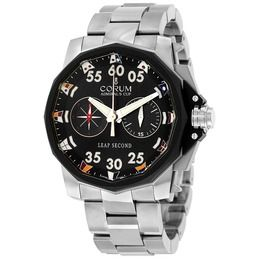 Admirals Cup Leap Second Automatic Men's Watch 89593106V791AN92