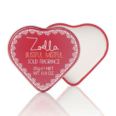 Zoella Beauty Blissful Mistful Solid Fragrance 25g #zoellabeauty