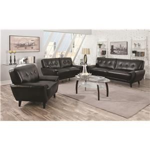 Coaster Leskow Stationary Living Room Group, That Furniture Outlet's Minnesota's #1 Furniture Outlet Ashley Furniture  Minnesota's #1 Furniture Outlet, serving minnesota, twin cities, minneapolis, st paul, edina, eden prairie, bloomington, 65410, 55439, 55344 - Discount Furniture