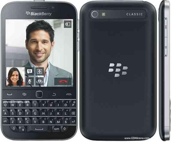 Sesuai namanya Blackberry Classic,, hadir dengan desain vintage nan antik.