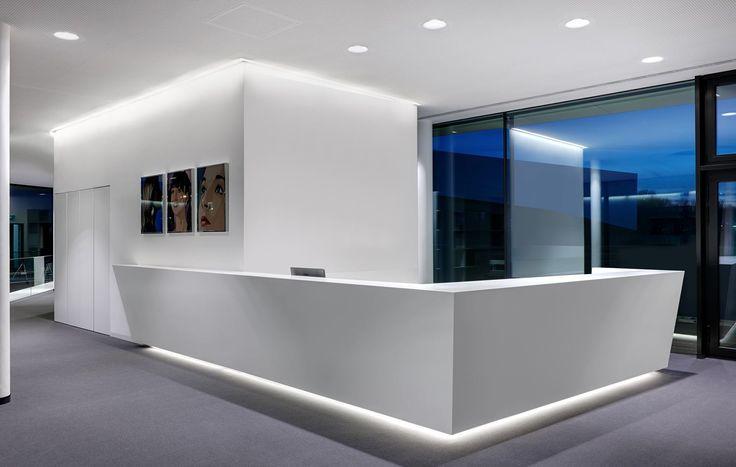 Banco recpetion - Probat Ltd