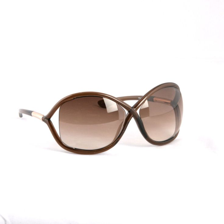 TOM FORD -Whitney FT009 692 BROWN Sunglasses