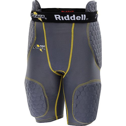 RIDDELL 5Piece Integrated Adult Football Girdle Hip