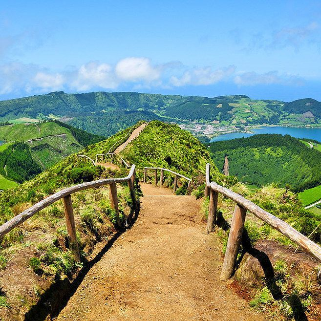 The Azores, Portugal | 17 Underrated Honeymoon Destinations You'll Want To Stay At Forever