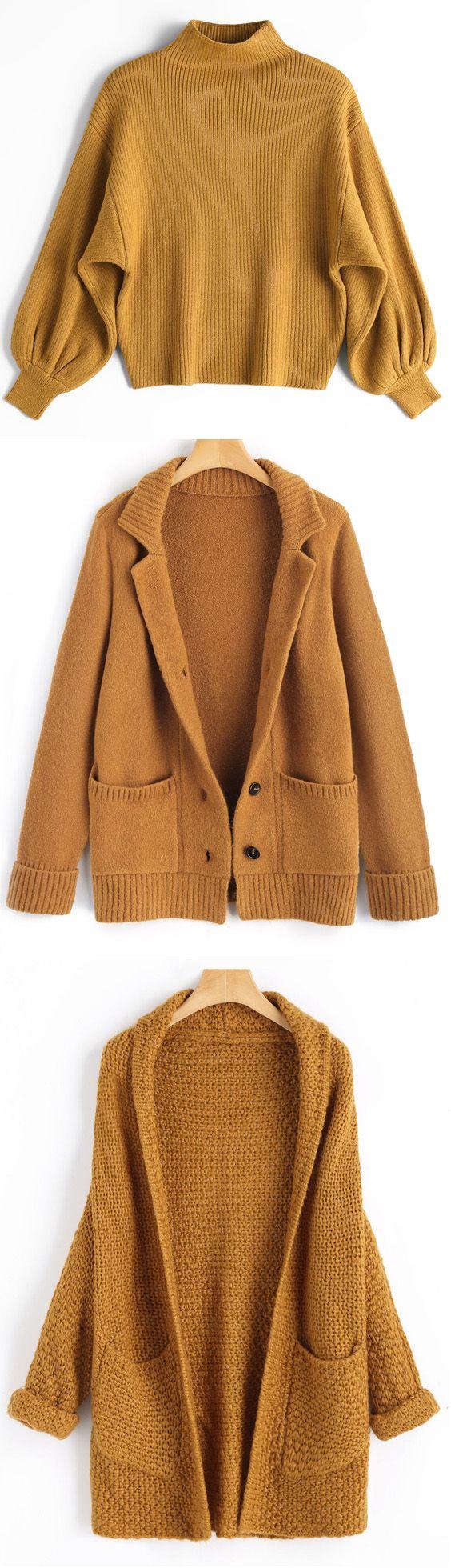 Up to 68% OFF! Lantern Sleeve Mock Neck Sweater. #Zaful #sweater Zaful, zaful outfits, fashion, style, tops, outfits, blouses, sweatshirts, hoodies, cardigan, turtleneck,cashmere,cashmere sweater sweater, cute sweater, floral sweater, cropped hoodies, pearl sweater, knitwear, fall, winter, winter outfits, winter fashion, fall fashion, fall outfits, Christmas, ugly, ugly Christmas, Thanksgiving, gift, Christmas hoodies, Black Friday, Cyber Monday @zaful Extra 10% OFF Code:ZF2017