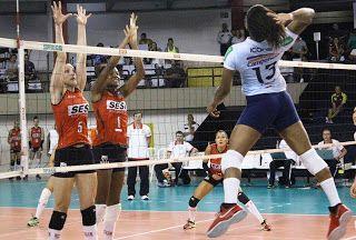 Blog Esportivo do Suíço: Minas derrota Sesi-SP e embala na Superliga Feminina