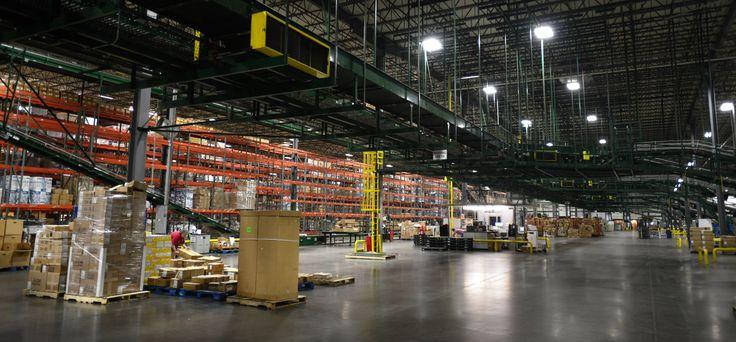 WalMart | Walmart distribution center in Bentonville, Ark.