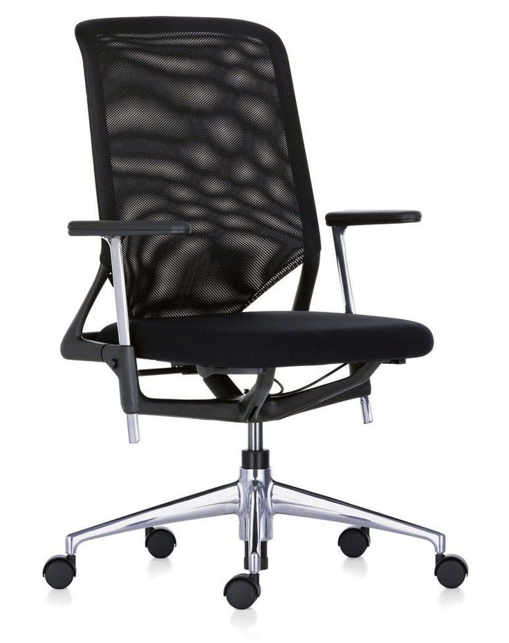 Vitra Meda Office Chair Chair, Wooden dining chairs