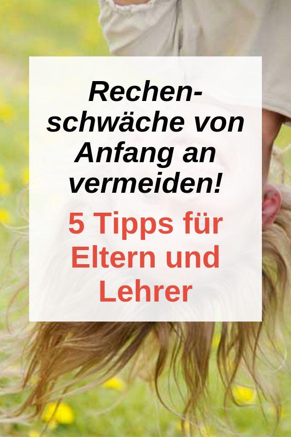 5 Tipps, wie Sie von Anfang an Rechenschwäche bei…