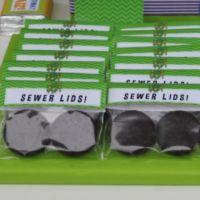 OREO SEWER LIDS