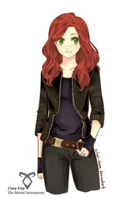 clary fray fan art - Google Search