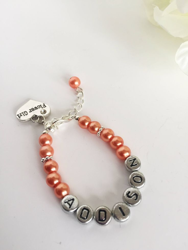 Best 25+ Name bracelet ideas on Pinterest | Simple jewelry, Name ...