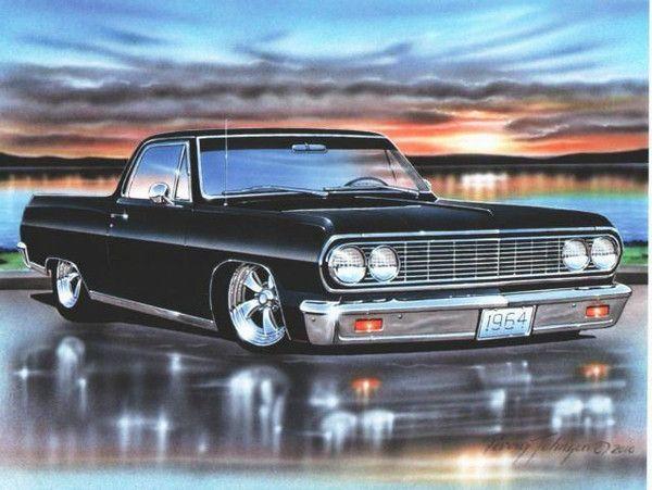 Best Car Art Images On Pinterest Automotive Art Cartoons