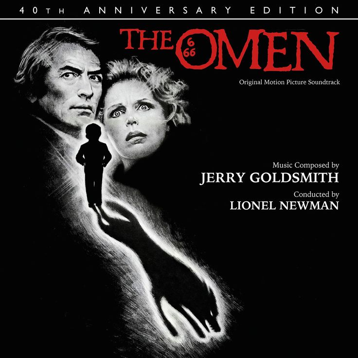 THE OMEN: 40th Anniversary Edition Jerry Goldsmith UPC: VCL10161175