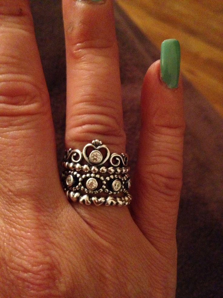 200 Best Pandora Rings Images On Pinterest Pandora