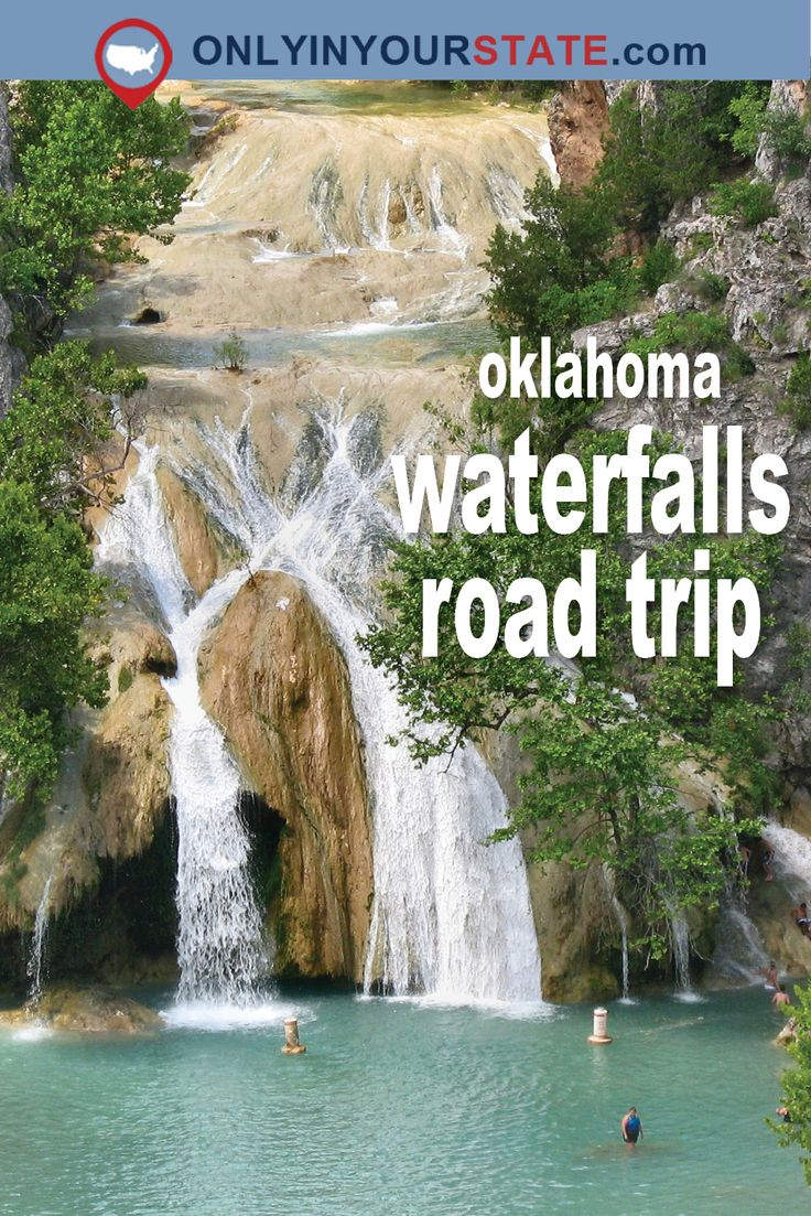 Travel | Oklahoma | Attractions | Site Seeing | Place To Go | Things To Do | Summer | Waterfalls | Road Trip