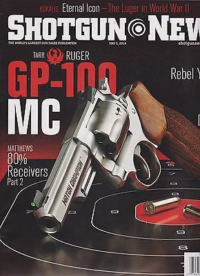SHOTGUN NEWS Magazine May 52014 THE WORLD'S LARGEST GUN SALES PUBLICATION. | eBay