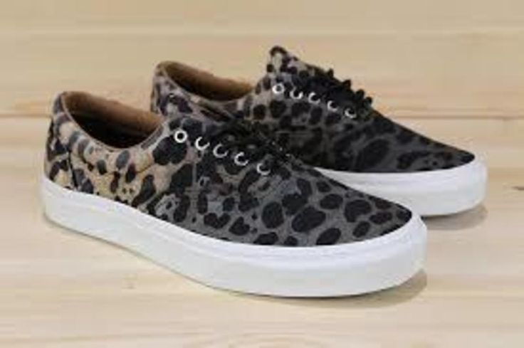 Baskets Vans- Era ombre dyed cheetah Leo