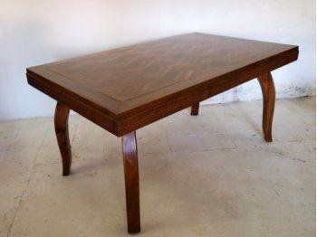 mesa de comedor vintage cebi