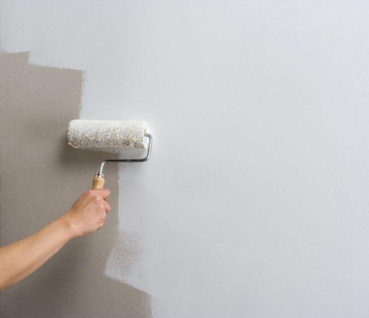 aplicacion de sellador en pared