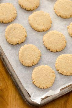 Paleo Christmas Cookies - #glutenfree, #grainfree, and #eggfree.