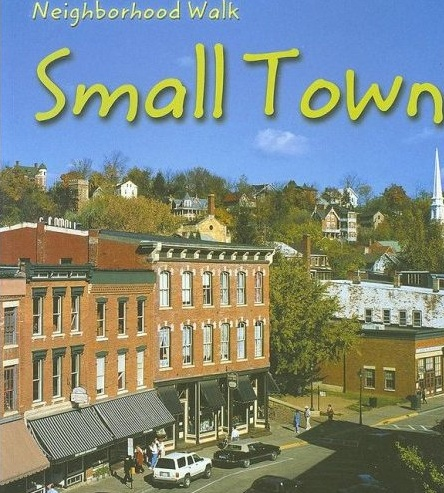 Fun For First Small Town Characteristics Study Has