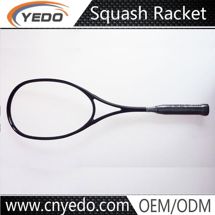 """""""Custom Squash Racket , Perfect for the Occasional Back Court Player"""""""