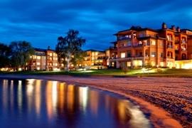 Destination Weddings Canada - Watermark Beach Resort in Osoyoos BC Canada