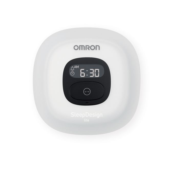 Omron | Sleep Duration Tracker #product_design #industrial_design