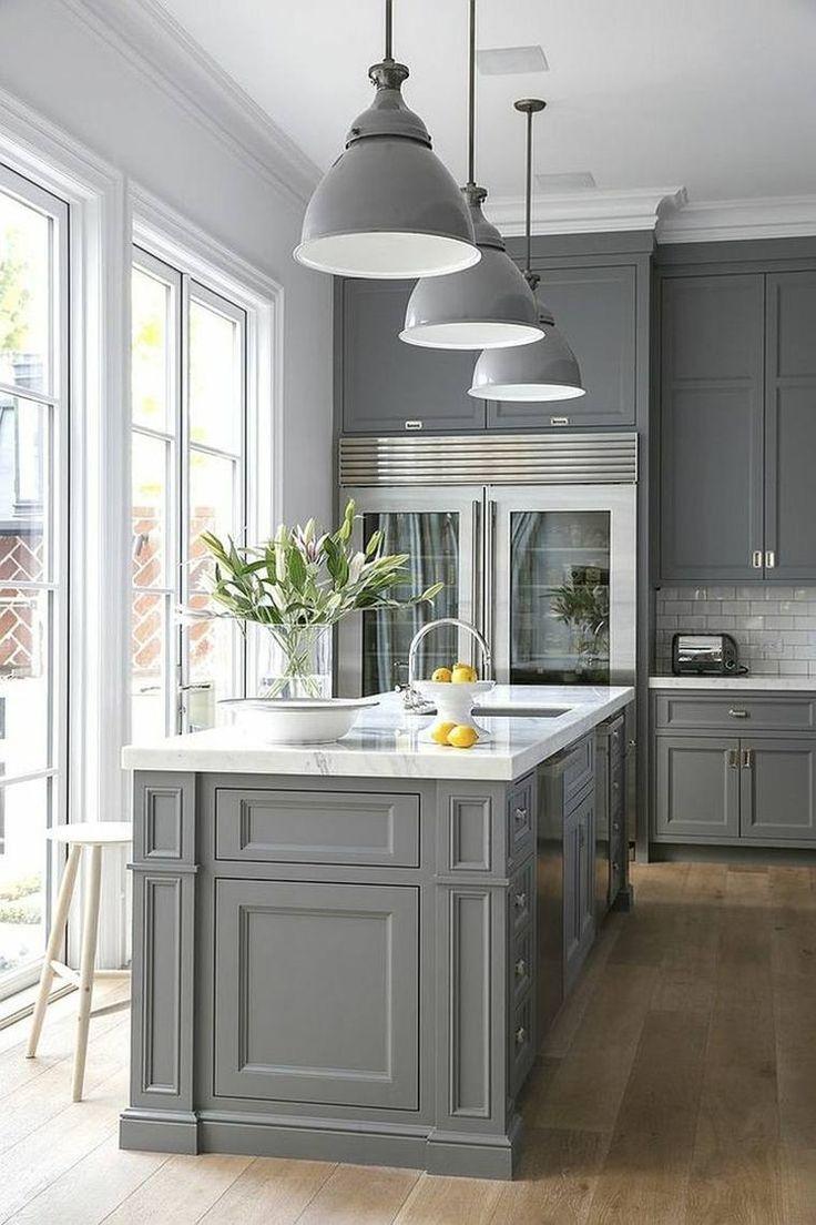 Best Kitchen Gallery: Best 8 Houzz Images On Pinterest Kitchen Ideas Grey Kitchens And of Houzz Grey Kitchen Cabinets on rachelxblog.com