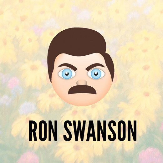 """15 Fantastic """"Parks And Recreation"""" Emojis We Need In Our Lives"""