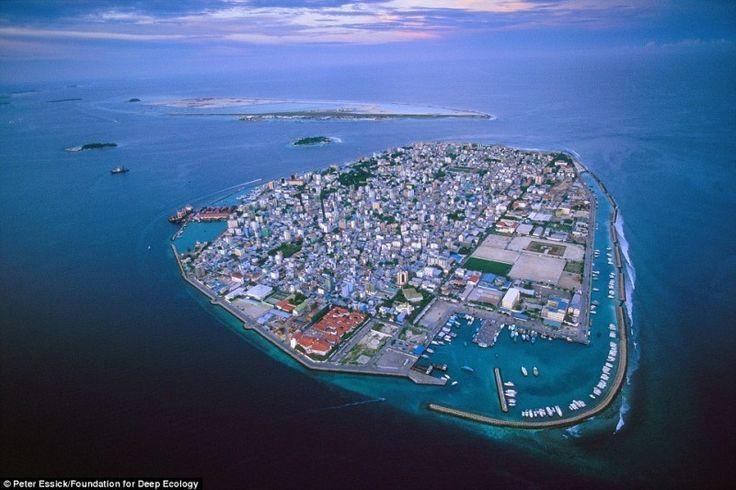 Maldív-szigetek, akiknek nagyon nem mindegy, milyen magas a vízszint