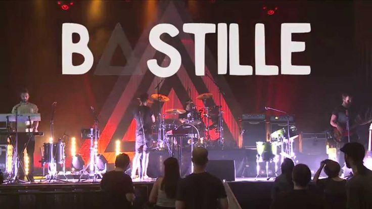bastille interview français