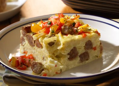 Johnsonville Sunrise Casserole