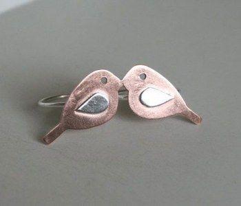 Lovebirds Ring